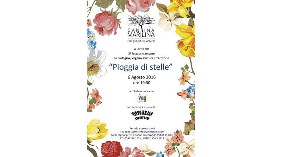 Cantina Marilina, due grandi eventi per l'estate 2016