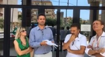 Ragusa. Una conferenza stampa del PD per sollecitare l'Amm. Piccitto a rilanciare la biblioteca comunale