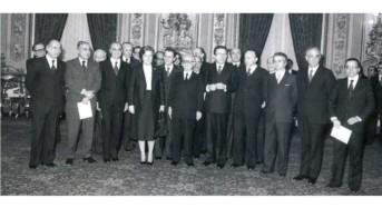 Tina Anselmi, prima donna italiana ministro: A 40 anni dalla nomina un convegno pubblico per ricordarla