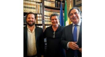 "Palermo, cultura. Presentata a Villa Niscemi ""Trilogia cubana"" di Ernesto Bazan"