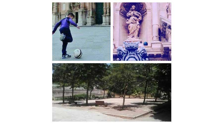 Piazza San Giovanni a Ragusa e il gioco del pallone. Ecco una proposta che parte dai giovani di Youpolis