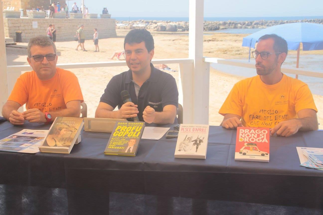 """Punta Secca, presentata la seconda edizione di  """"Libri d'aMare"""""""