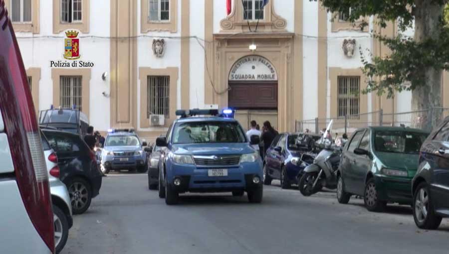 Palermo, narcotraffico e Cosa Nostra: Disarticolata organizzazione criminale siculo-campana