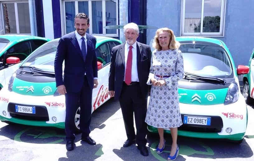 Il ministro del Lavoro a Catania in visita allo stabilimento Sibeg–Coca Cola