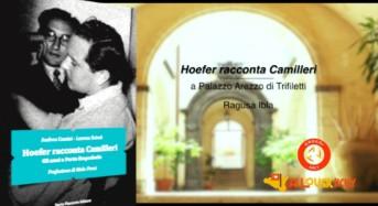 Hoefer racconta Camilleri…a Palazzo Arezzo di Trifiletti