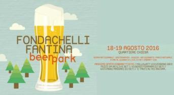 """In Sicilia il """"Beer Park"""". Appuntamento nel suggestivo Comune di Fondachelli Fantina"""