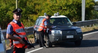 Giulianova. Rubano in autovettura: Arrestati due rom
