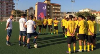 Ieri pomeriggio raduno ASD Città Ragusa. Domenica a Marina presentazione squadra