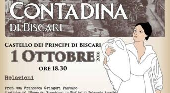 Acate. Riscoperta e valorizzazione dell'antico costume delle Contadine di Biscari. Sabato al Castello.
