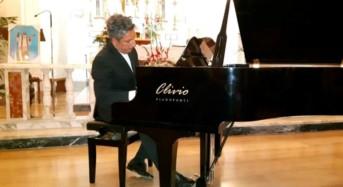 Le Conversazioni Libere al Pianoforte del Maestro Pellegrino conquistano il pubblico di Pretoro