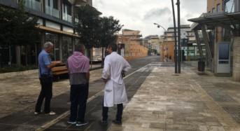 """Ragusa. Morando: """"Piove e i bassi di alcuni locali commerciali in via Roma si allagano"""""""