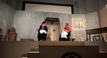 """Acate. Rassegna Teatrale """"Alla Corte dei Principi: """"La Giara"""" di Giarratana con, """"Miseria e nobiltà"""". Questa sera al Castello."""