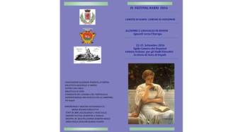 Parte la IX edizione Festival della Letteratura: Fallaci, Diritti delle Donne e Migranti i temi caldi in programma