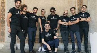 Toni Pellegrino firma l'hairstyle per Mario Dice e Capucci alle sfilate della Settimana della Moda Milanese