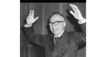Giorgio La Pira: il sindaco della pace