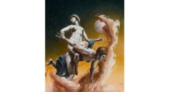 """""""Il volo del poeta visionario"""": Opere di Ciro Palumbo"""
