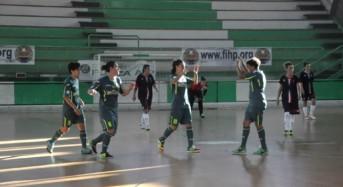 Esordio vincente esterno per la Vittoria Sporting Futsal