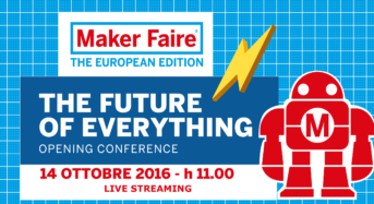 Maker Faire Rome: Da oggi, ore 11, in diretta su ItalReport.it