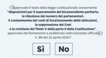 Io voto NO, io voto SI. Ma cosa votate al referendum del 4 dicembre?