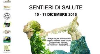 """Acate. """"Sentieri di Salute"""": il 10 ed 11 dicembre al Castello dei Principi di Biscari."""