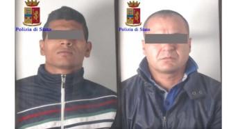 Una giovane mamma colombiana ridotta in schiavitù: Arrestati due rumeni