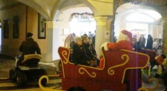 """Concordia sulla Secchia (Mo). """"Aspettando Santa Lucia"""". Domenica 11 dicembre."""