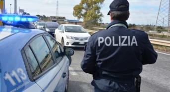 Lentini. Controllo del territorio la polizia di stato denuncia due persone