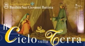 """Vittoria, dal 25 dicembre sarà visitabile il presepe biblico """"Il Cielo sulla Terra"""""""
