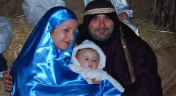 Il 25 dicembre l'inaugurazione del presepe vivente proposto dalla parrocchia Ecce Homo