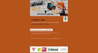 Concorso Street Art a Vittoria. Oggi la premiazione.