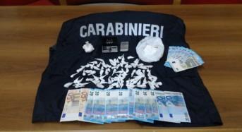 Crotone, scoperta centrale di confezionamento della cocaina. I Carabinieri arrestano coppia di incensurati