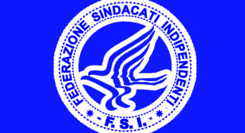 """Federazione Sindacati Indipendenti (FSI): """"Richiesta rivalutazione della diffusione della tubercolosi"""""""