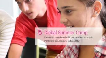 Vacanze studio, al via il progetto Global Summer Camp