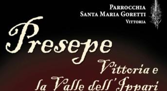 """Alla Parrocchia di Santa Maria Goretti il presepe """"Vittoria e la Valle dell'Ippari"""""""