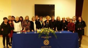 INNER WHEEL ,visita ufficiale della Governatrice Nadia Arena Micalizio al Club Ragusa – Contea di Modica