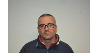 Ragusa. Arrestato Bertino Giovanni per furto