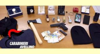 Fontanarosa. Individuati autori rapina a coppia fidanzati: I Carabinieri arrestano pregiudicato e denunciano complice