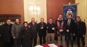 Acate. Il sindaco Francesco Raffo in missione a Ginosa Marina (Ta) per la difesa del comparto agricolo. Nota dell'amministrazione comunale. Riceviamo e pubblichiamo.