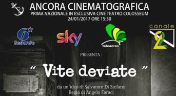 Vite Deviate, la legalità in Sicilia si narra in un film (Guarda il Trailer)