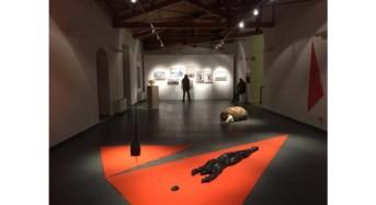 "Inaugurata a Vittoria la mostra d'arte ""Amnios"" degli artisti Tamara Marino e Sasha Vinci"