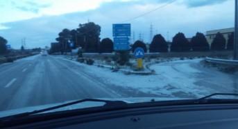 Neve a Ragusa, report della Protezione Civile sugli interventi eseguiti in nottata