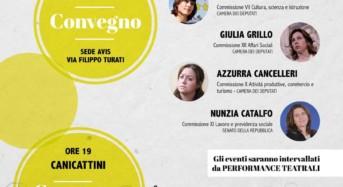 """Domenica 5 marzo a Floridia e Canicattini appuntamento con """"Donne in MoVimento"""""""