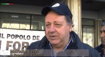 Ragusa. I Forconi scendono in piazza per dire no alle speculazioni senza scrupoli – VIDEO