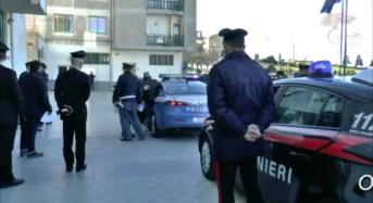 """Villarossa. Mafia, omicidi e usura. Operazione della Polizia """"Fratelli di sangue"""": 4 arresti – VIDEO"""