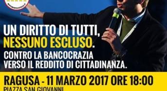 M5S, Alessandro Di Battista a Ragusa sabato pomeriggio