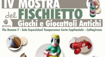 """Al via la quarta edizione della Mostra del Fischietto in terracotta """"Giochi e Giocattoli Antichi"""""""