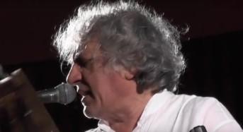 Alfio Antico inaugura Lib(e)ri a Ragusa (VIDEO)