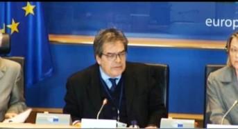 Migranti. Sindaco di Catania, Bianco, parla davanti a Commissione Parlamento europeo