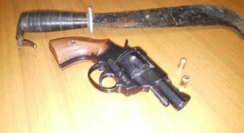 Castelpagano. Arrestato un giovane per porto abusivo di armi e violenza privata