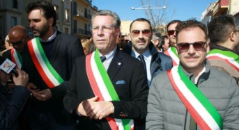 """Acate. Anche il sindaco Raffo alla """"Marcia per la Legalità"""" di Vittoria. Nota dell'amministrazione comunale."""
